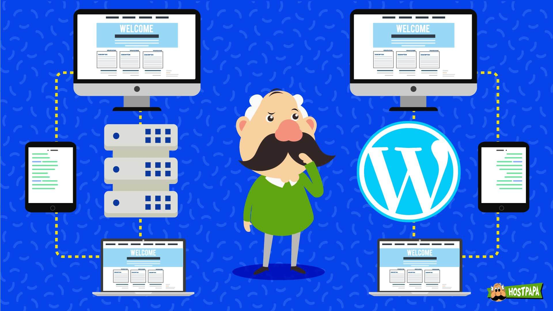 Get to know if WordPress or Shared Hosting fits better with your project